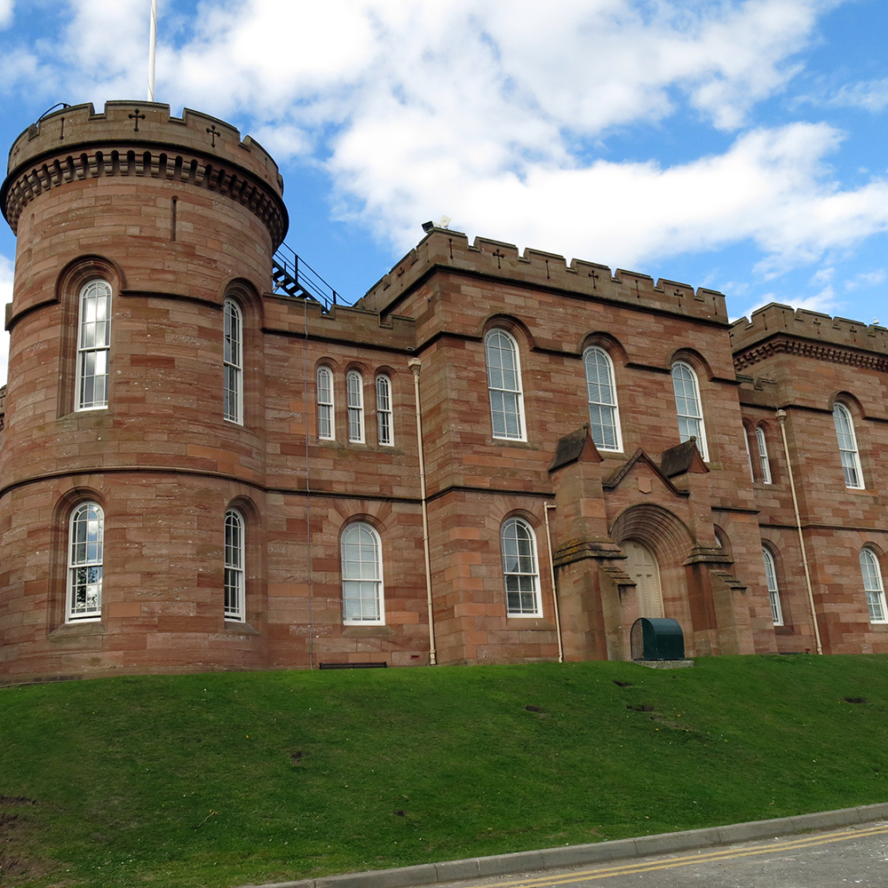 Inverness Sheriff Court - https://commons.m.wikimedia.org/wiki/User:Enric